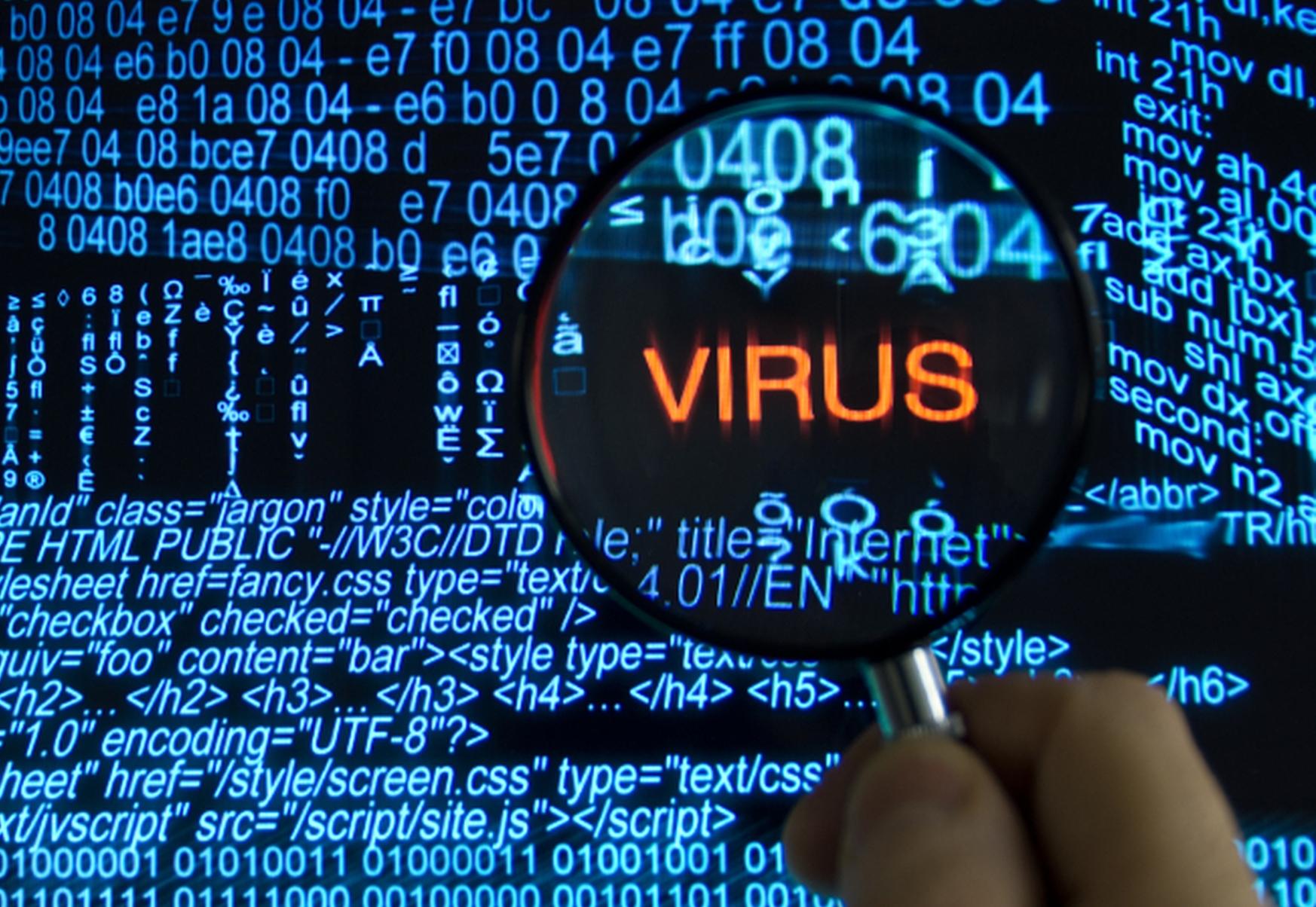 Resultado de imagem para virus de computador